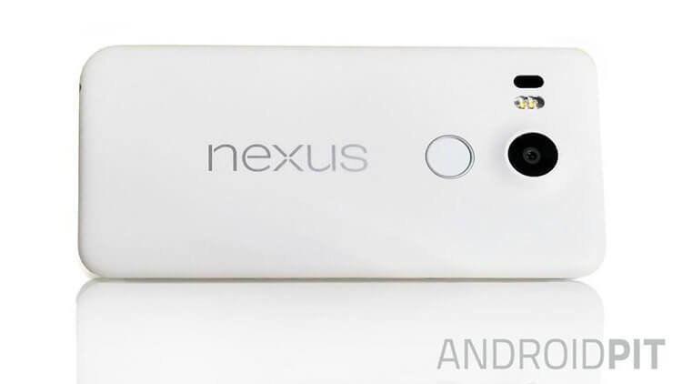Предположительно Nexus 5 2015 года