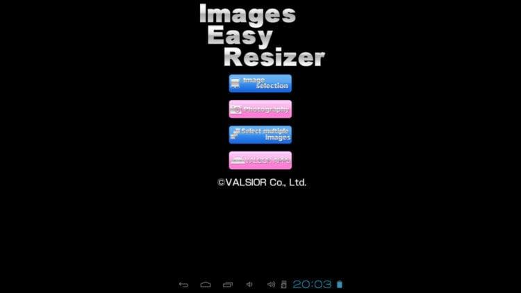 Images Easy Resizer