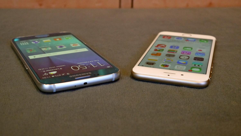 Samsung продолжает унижать iPhone
