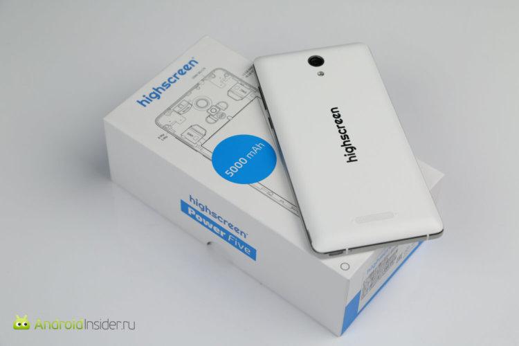 Highscreen Power Five-2