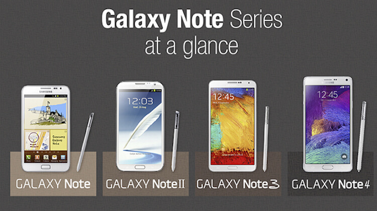 Samsung-Galaxy-Note-Series