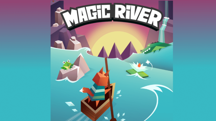 magic river