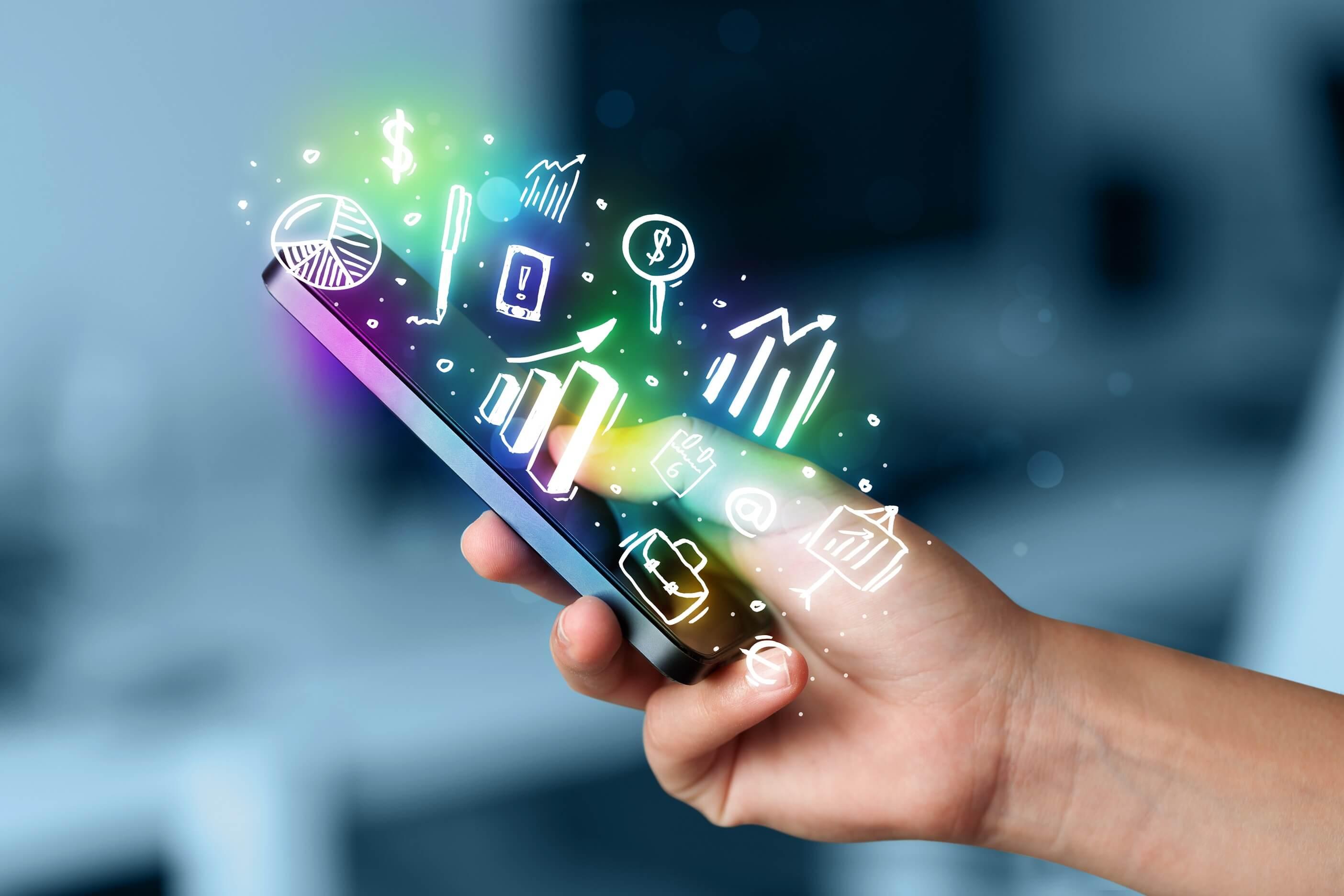 Топ-15 самых популярных приложений для смартфонов
