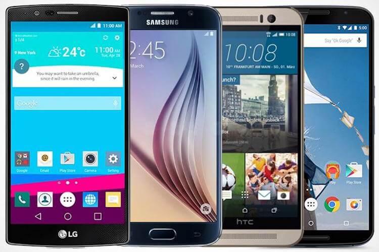 Как выбрать лучший Android-смартфон для игр, фотографий и работы?