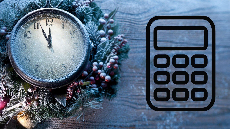 Часы и калькулятор