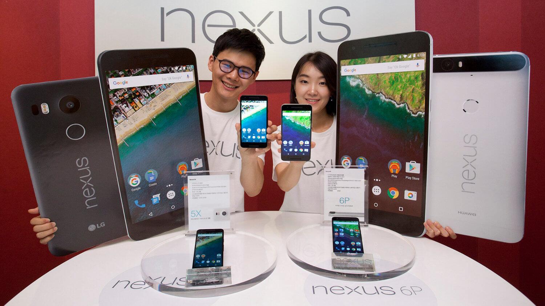 Nexus 2015 года