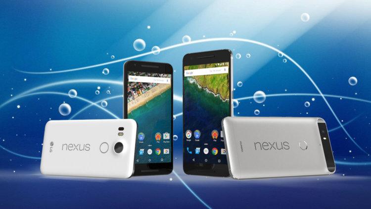 Nexus 5X и 6P