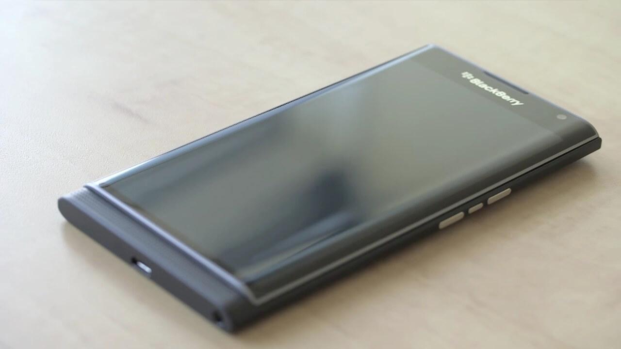 BlackBerry показала Android-слайдер в действии