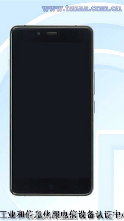 OnePlus X Front