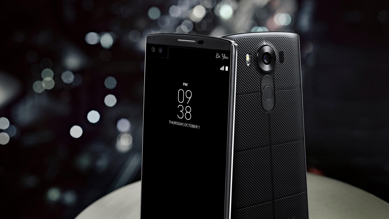 LG V10 — два экрана, три камеры