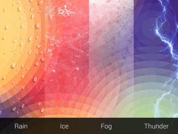 Weatherback Weather Wallpaper titile
