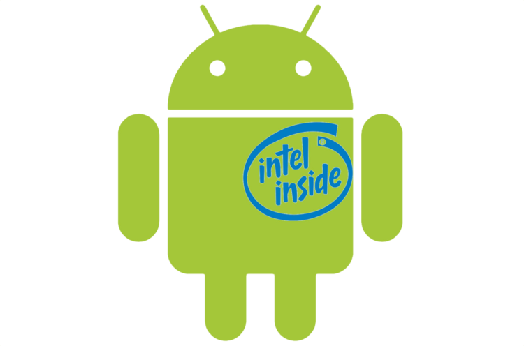 Android и Intel