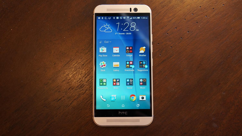 HTC One M10 получит QHD AMOLED-дисплей и 12-Мп камеру с технологией UltraPixel