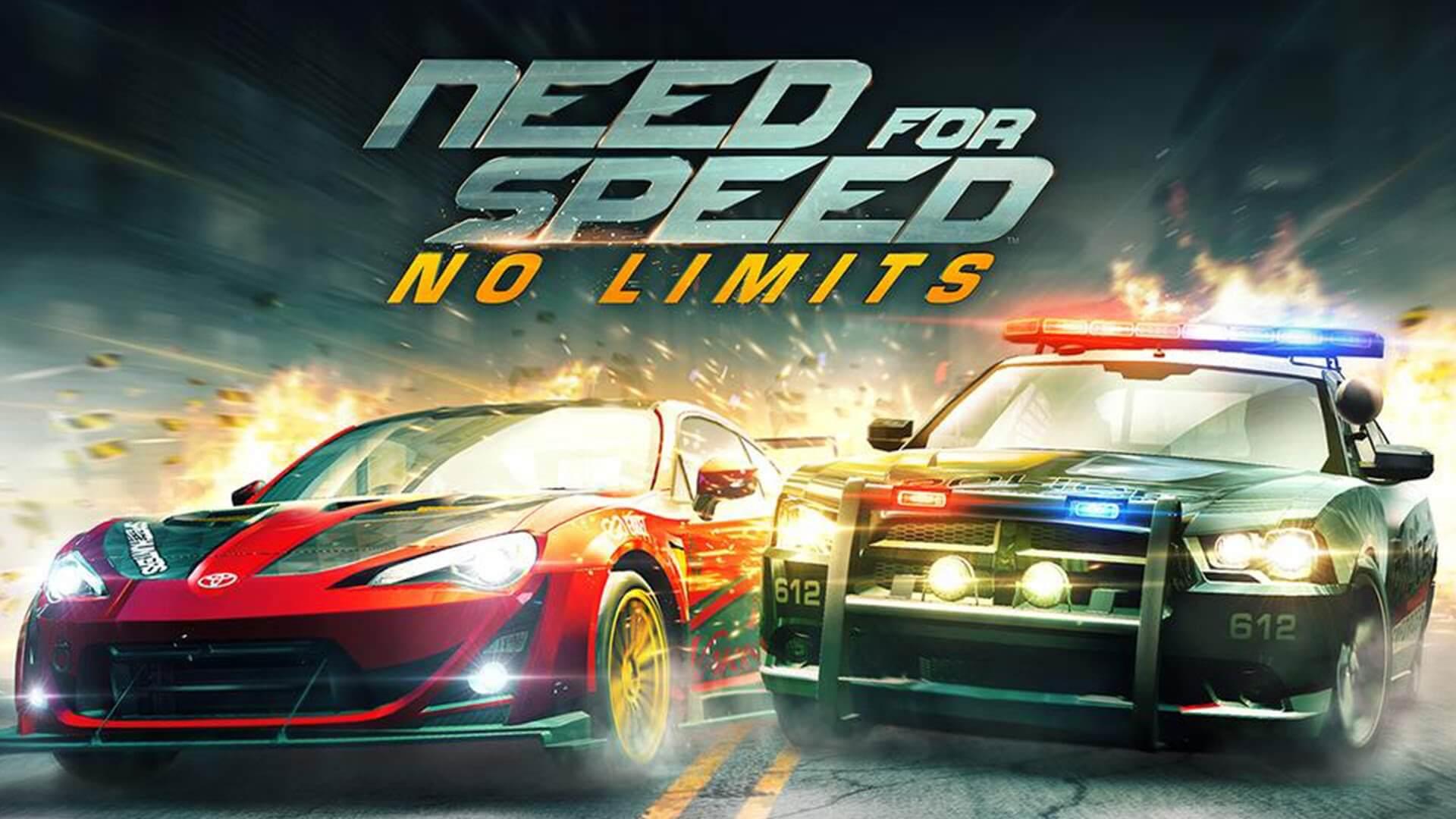 Need For Speed No Limits: для тех, кто любит тачки, но не любит на них гонять