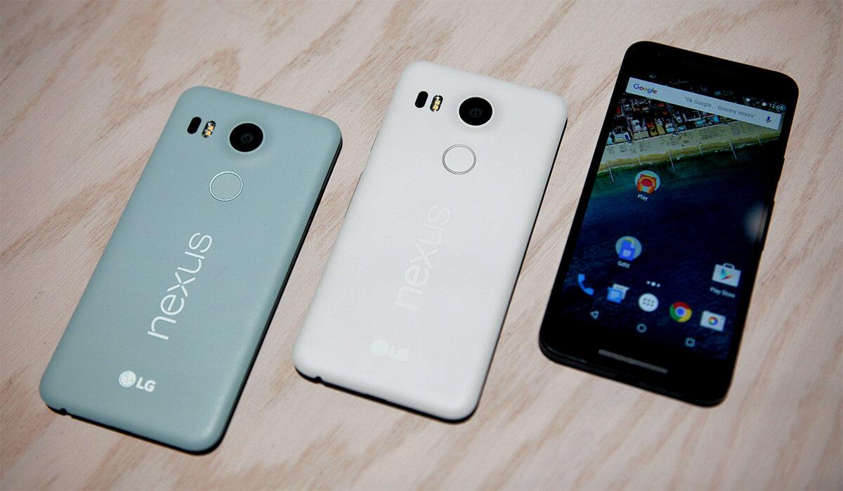 Nexus 5X — не совсем тот Nexus, который мы ждали