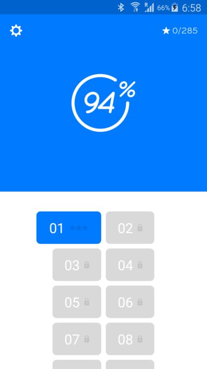 94 percents