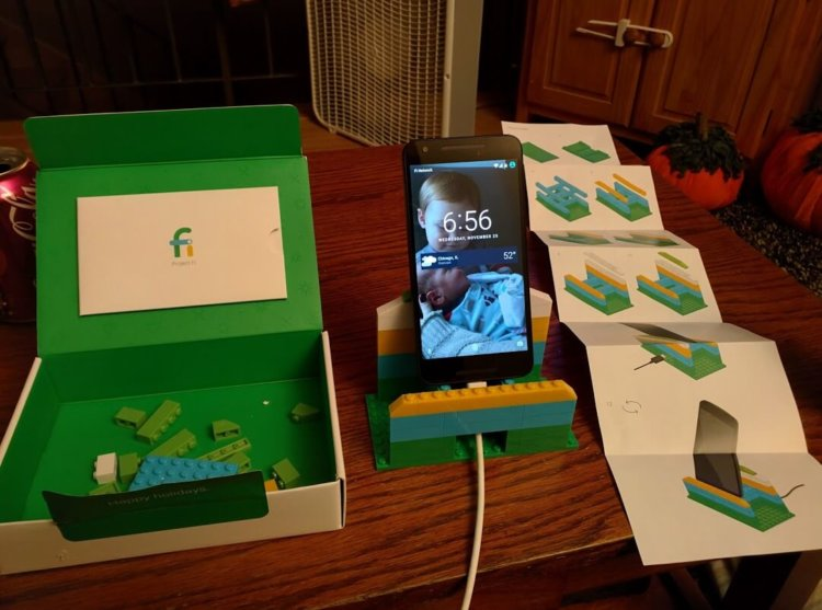 Project fi gift
