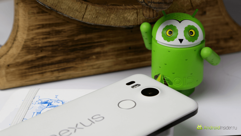Обзор Nexus 5X: «рестайлинговая классика