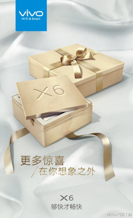 Vivo-X6
