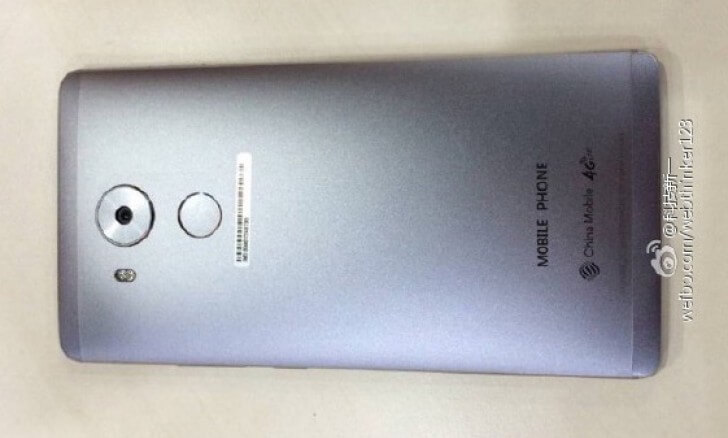 huawei mate 8 maybe