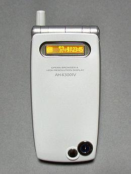 AH-K3001V производства Kyocera