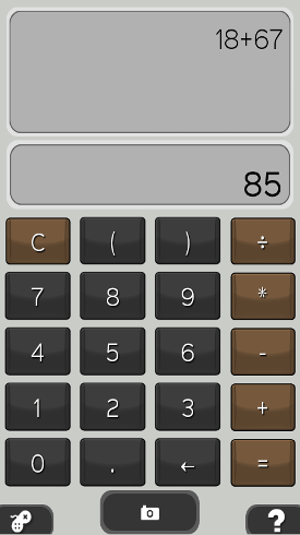 Photo Calculator