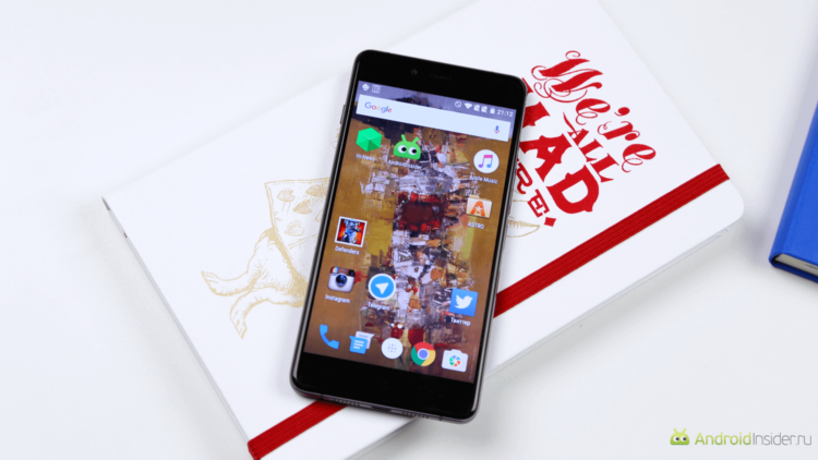 OnePlus X - 1