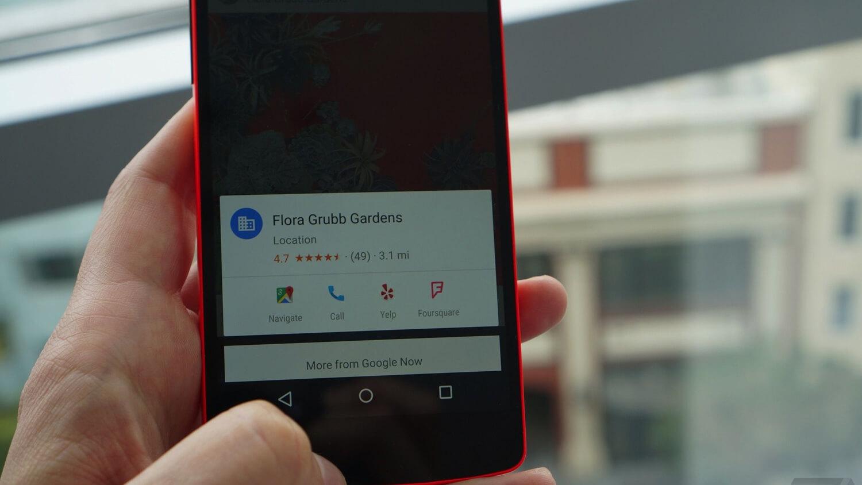 Команды Google Now, о которых вы могли не знать