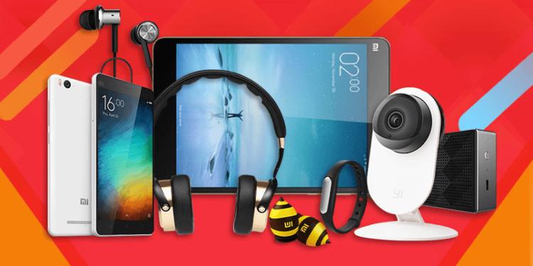 Распродажа от Xiaomi: успейте купить до конца года!