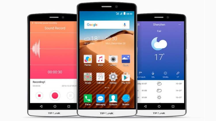 Телефоны TP-Link Neffos