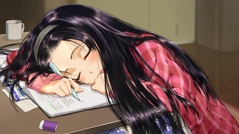 Когда ложиться, чтобы не заснуть на уроке или лекции?