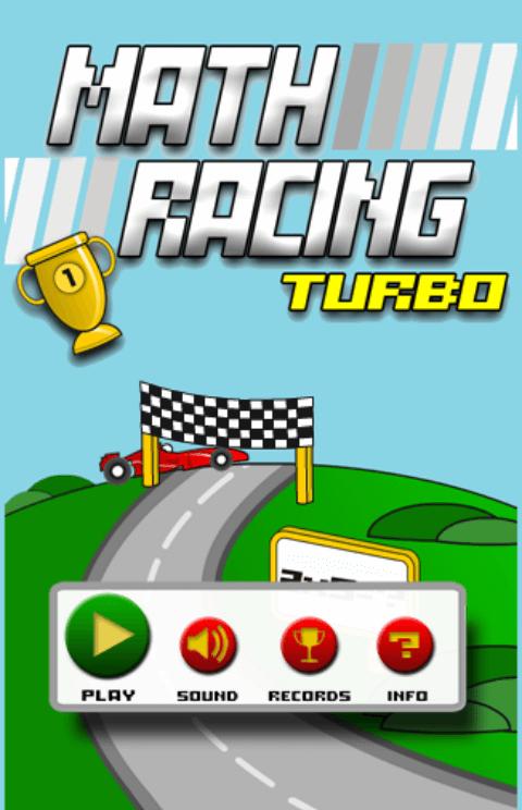 Math Racing Turbo