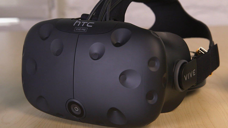 Когда ждать HTC Vive?