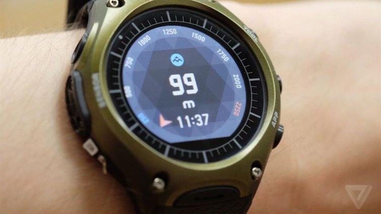 Casio Watch Green