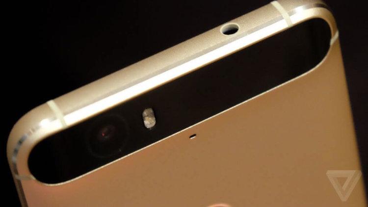 Golden Nexus 6P