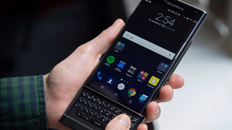 Сколько сюрпризов от BlackBerry ждать в этом году?