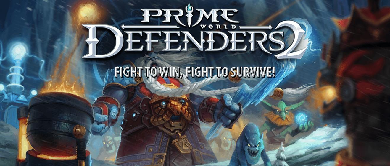 Defenders 2 — продолжение популярной игры жанра Tower Defense