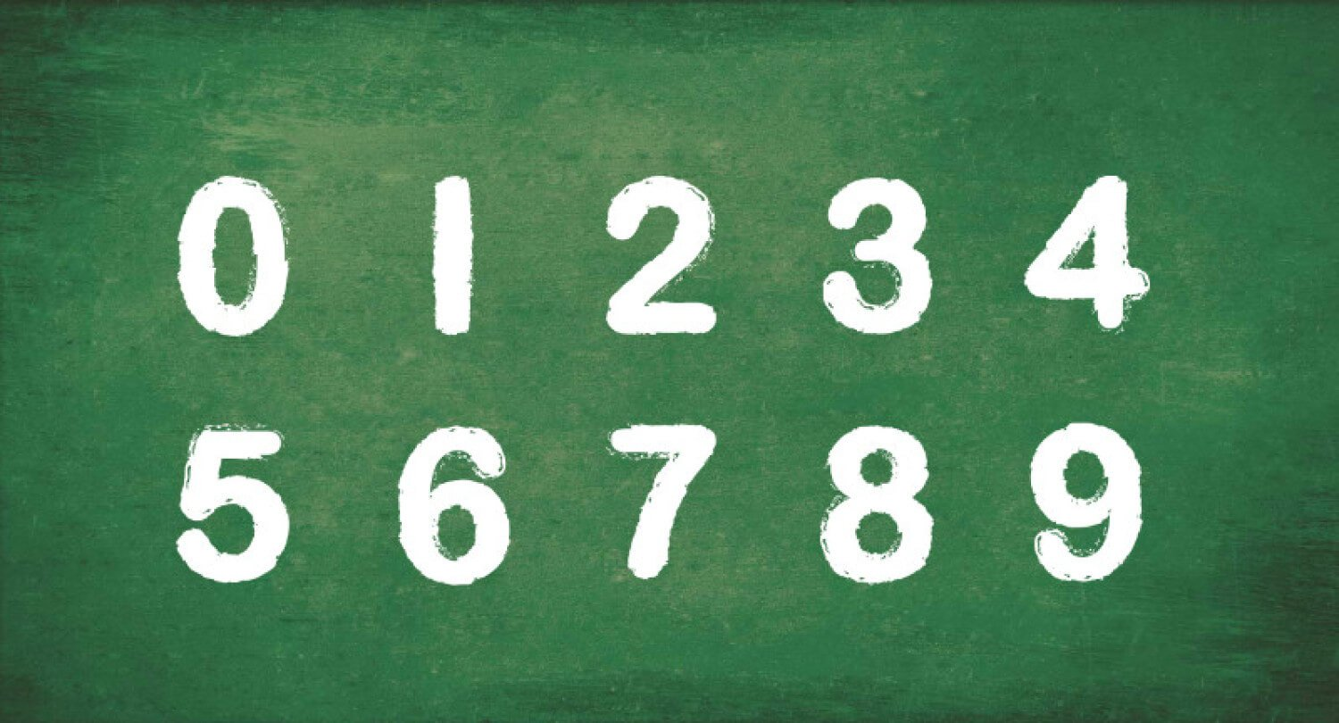 Numbers Board