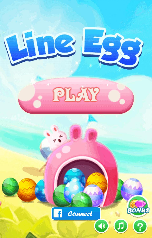 Line Eggs