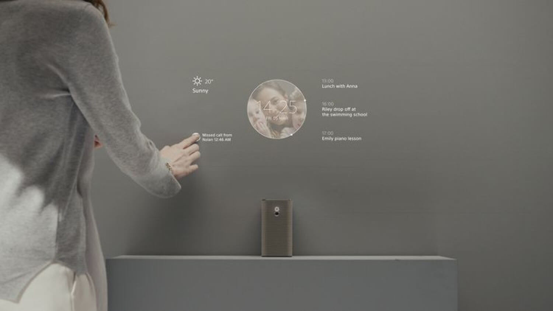 Концепт Sony Xperia Projector