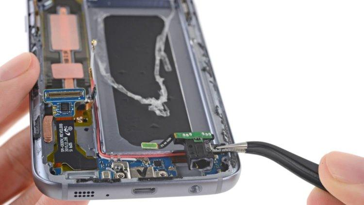 Galaxy S7 Teardown 2