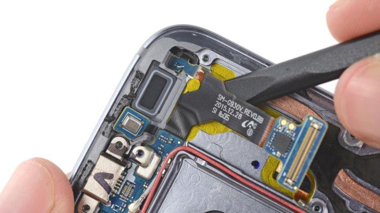Galaxy S7 Teardown 3