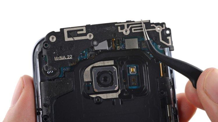Galaxy S7 Teardown