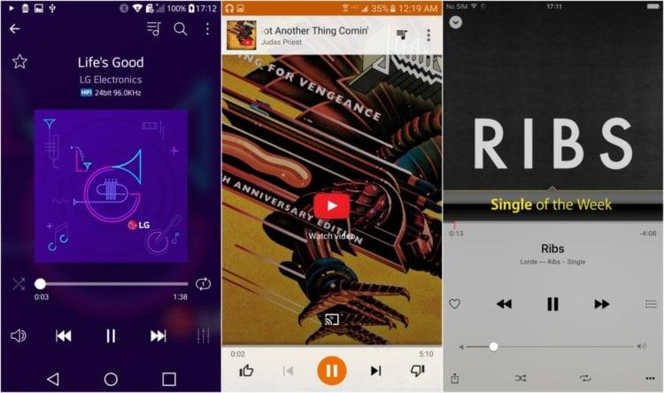 Music-apps