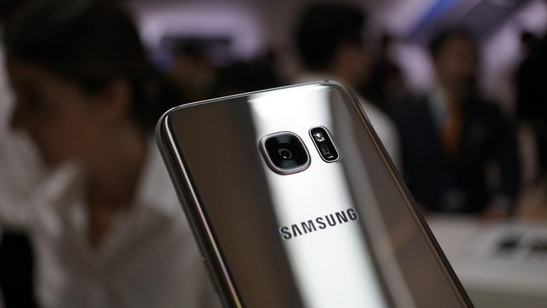 Легко ли уничтожить новый Samsung Galaxy S7 edge?