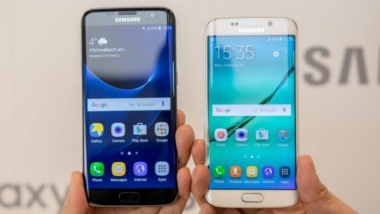 Galaxy S6/S7 edge