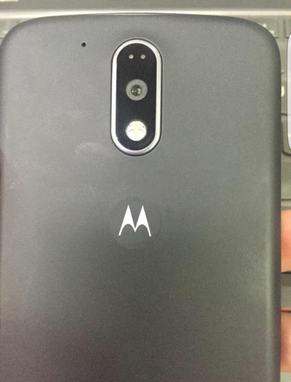 Якобы Moto G4
