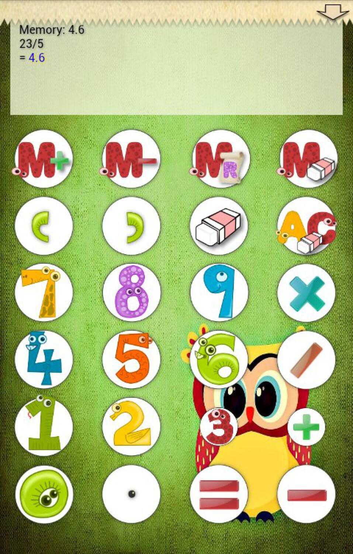 Kids Calculator Free & Fun
