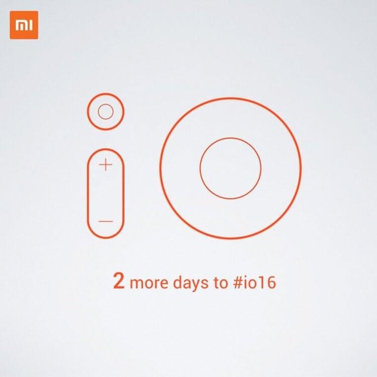 Тизер от Хьюго Барра об участии Xiaomi на Google I/O