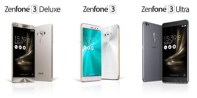 Zenfone-line